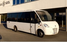 Buss IVECO MARCOPOLO