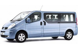 Bussirent Renault Trafic