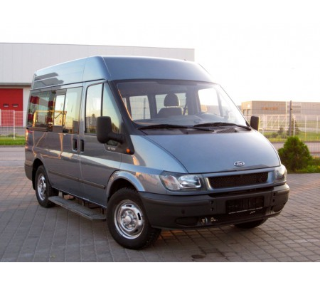 Invabuss Ford Transit 3 ratastooli kohta + 5 reisijakohta