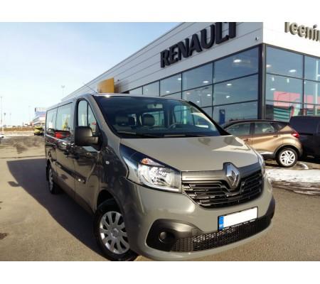Uus Renault Trafic 2016 Long