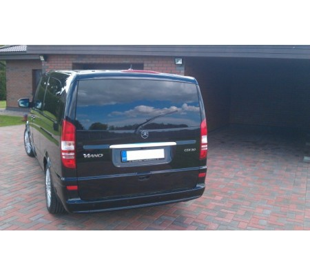 Mercedes-Benz Viano 2011