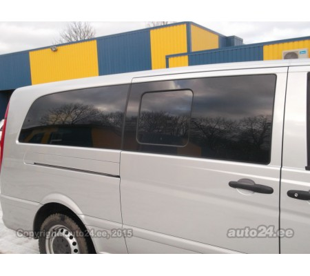 Mercedes-Benz Vito 2011 Long