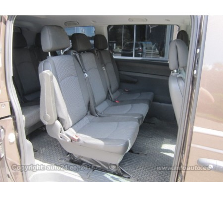Mercedes-Benz Vito 2012 Shuttle